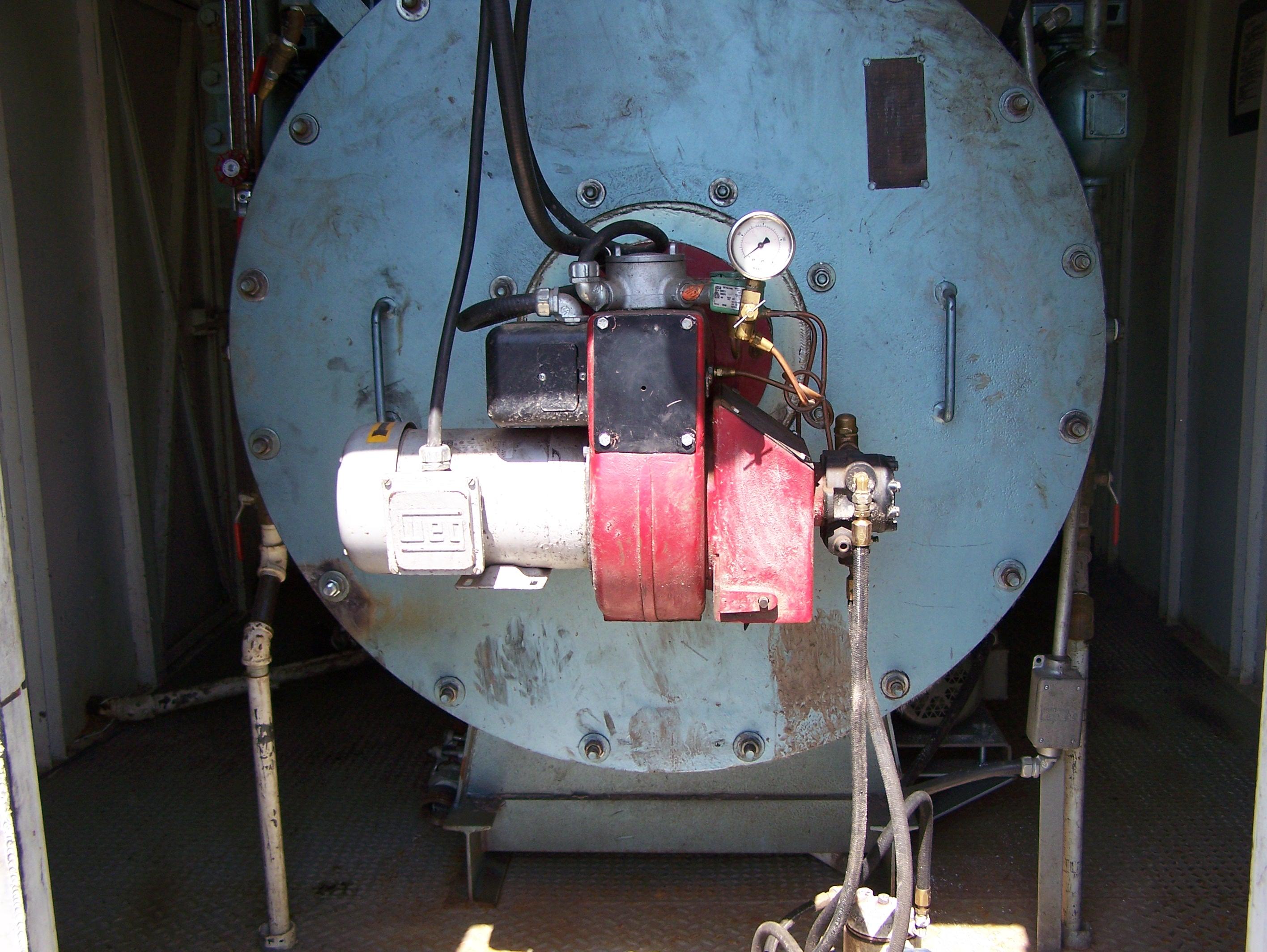 Boilers: York Shipley Boilers